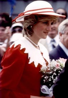 Diana in 29 June 1983