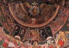 Manastirea Hurezi - Horezu Maronite Church, Middle East, Romania, Egypt, Catholic, Greece, Christian, Painting, Icons