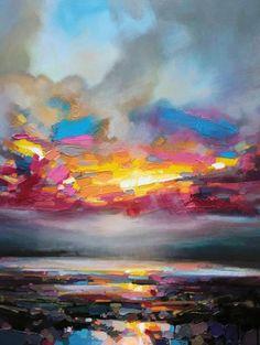 Scott Naismith-Glasgow, Scotland painter