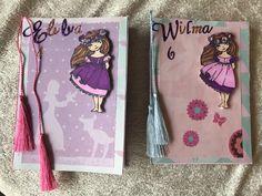 När 2 systrar fyller år får de lika men ändå olika kort