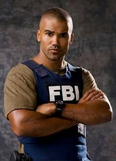 """Shemar Moore, """"Criminal Minds"""" (click to see list of 25 of Fall TV's most beautiful men)"""