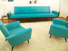 Vintage Kafka lounge suite - mindblowingly good