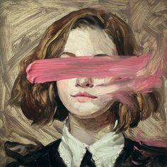 painting by Helene Delmaire Helene Delmaire, Arte Sketchbook, Drawn Art, Aesthetic Art, Brown Aesthetic, Aesthetic Painting, Love Art, Art Inspo, Painting & Drawing