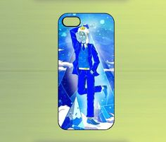Cool Ice King Case For iPhone 4/4S, iPhone 5/5S/5C, Samsung Galaxy S2/S3/S4, Blackberry Z10