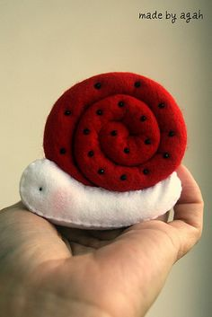 Poppy Snail