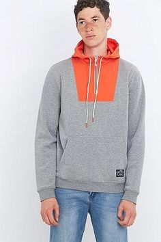 Poler Bag It Grey Hoodie, Grey  fromUrban Outfitters