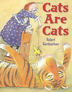 Cats Are Cats Gorbachev Valeri