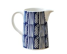 Hinchcliffe and Barber True Blue Jug  from My Gifts Trade on Kitchen Goddess