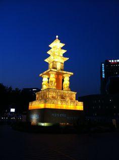서울광장 (Seoul Plaza) en 서울특별시