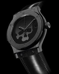 HUBLOT Skull Bang Watch