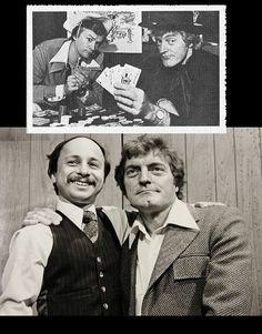 Cleveland's Hoolihan & Big Chuck, and Big Chuck & Little John.
