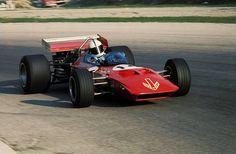1970 John Surtees (Surtees TS7 - Ford)