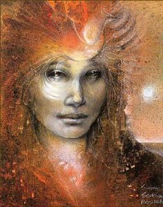 Brigid alias Bird Woman alias Firebird 1996, Susan Seddon Boulet
