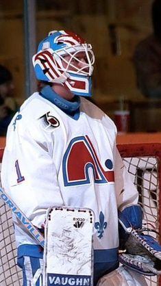 Quebec Nordiques, Goalie Mask, Cool Masks, Mask Design, Nhl, Sports, Vintage, Ice Hockey, Hs Sports