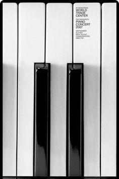 World trade centre piano concert 2007, Top 40 des meilleures publicités minimalistes