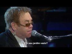 O futuro só depende de você! : Elton John - Empty Garden (Live HD) Legendado em P...