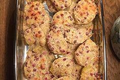 Belegte Ofenkartoffeln, ein tolles Rezept aus der Kategorie Kartoffeln. Bewertungen: 168. Durchschnitt: Ø 4,3.