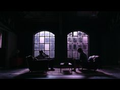 The moody apartment of Matt Murdock (Charlie Cox) on Netflix's 'Daredevil'