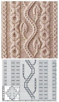 Pumpkin Bread (One Bowl Moist Pumpkin Bread (One Bowl Fotografia - Moist Pumpkin Bread (One Bowl Fotografia - Книга «Knitting Pattern Book 260 by Hitomi Shida Cable Knitting Patterns, Knitting Stiches, Knitting Charts, Lace Knitting, Knitting Designs, Knit Patterns, Knitting Projects, Crochet Stitches, Stitch Patterns