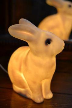 Rabbit Lamp  www.iotabristol.com