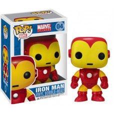 Marvel Comics POP! Vinyl Bobble-Head Iron Man