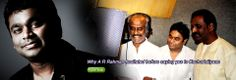 Why A R Rahman hesitated before saying yes to Kochadaiiyaan