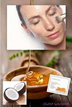 Anti-Aging Facial ~ Deeply Hydrate with Manuka Honey, Coconut Oil & Frankincense. Anti-Aging Facial ~ Deeply Hydrate with Manuka Honey, Coconut Oil & Frankincense! Beauty Care, Diy Beauty, Beauty Skin, Beauty Hacks, Diy Skin Care, Skin Care Tips, Manuka Honey, Manuka Oil, Anti Aging Facial