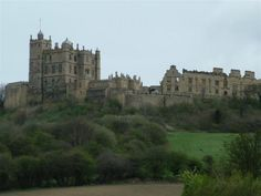 Great British Houses: Bolsover Castle – A Stunning Castle in Derbyshire That Played a Key Role in the English Civil War