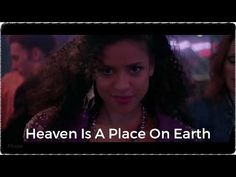 San Junipero (Black Mirror) - Heaven Is A Place On Earth ᴴᴰ - YouTube
