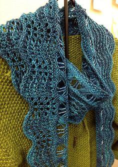 Ravelry: Fandango pattern by Sharon Mooney
