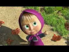 Маша и Медведь - Two Worlds Collide (Masha and the Bear).......do not understand one single word or even what language, but these are so funny and me and Jasmine watch all of them!!