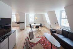 Mayfair Apartment, London  C.F. Møller. Photo: Quintin Lake