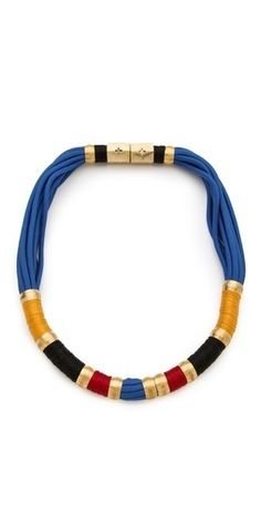 Holst + Lee Pharoah Necklace   $180.00