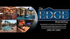 The Edge Remodeling Pool Remodel, Queen Creek, Remodeling, Arizona, Solar
