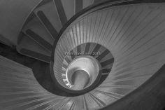 PHP_6185B&W Old Point Loma Lighthose Staircase  www.phawkinsphoto.com  Peter Hawkins©2015 500px