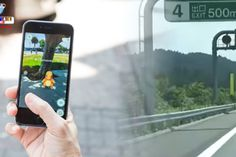 Brasileiro de 24 anos jogava Pokémon Go a pé na expressa