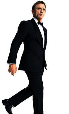 Quantum of Solace Shawl Lapel Tuxedo James Bond Suit, Bond Suits, James Bond Actors, James Bond Movies, Rachel Weisz, Daniel Graig, Daniel Craig James Bond, Dinner Suit, Best Bond