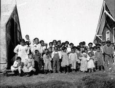 orphans Alaskan village of Nushagak survived the 1918–1919 influenza pandemic