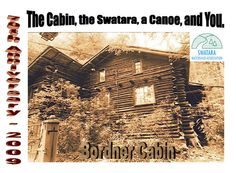 The 1939 Armar Bordner Cabin was built using Rustic Style Architecture along Aycrigg's Falls on Rattling Run in Swatara State Park, Bethel Township, Lebanon County PA.