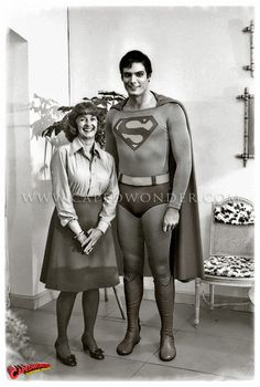 CapedWonder Superman Imagery. Christopher Reeve Superman Photos, Images, Movies, Videos and More! | We Celebrate the Legacy of Christopher Reeve.