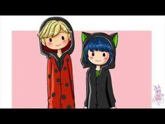 """Pajama Day"" Miraculous Ladybug Comic Dub - YouTube"