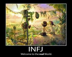 """Infj....so true...people who choose to be """"evil"""" really do live the wrong life...all their attempts to be a good person on occasion are a lie...like...""""there's no right life in the wrong world""""...all the love they think they're experiencing...it's a false love...you only can live a real life if you are a good person...if you try to do what is right...if there are no lies...and only honesty...always...and if you are not lying to yourself...never"""