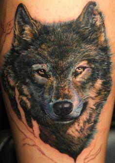 Andy Engel Tattoo - Studio für fotorealistische Tattoos in Markststeft Tattoo Meanings, Tattoos With Meaning, Wolf Tattoo Design, Tattoo Designs, Andy Engel Tattoo, Tattoo Studio, Rabe Tattoo, Inspiring Tattoos, Fox Tattoos