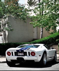 It's #SexySaturday time! Check out this rare Ford GT supercar. Nothing say's sexy like good old #americanmuscle www.ebay.com/motors/garage?roken2=ta.p3hwzkq71.bdream-cars #spon