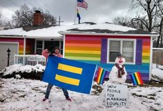 Look: Ten Of The Best Social Media Images Supporting Same-Sex Marriage | The New Civil Rights Movement