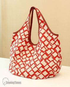 Hobo Bag Patterns, Diy Bags Patterns, Hobo Bag Tutorials, Diy Bag Designs, Diy Bags No Sew, Best Tote Bags, Patchwork Bags, Patchwork Designs, Diy Bags Purses
