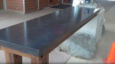 concrete  countertops   Concrete Countertops