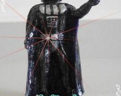 Vela Aniversário Star Wars Darth Vader