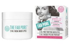 Soap & Glory Fab Pore 2-in-1 Facial Pore Purifying Mask & Peel 30ml (Boots)
