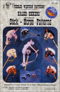 image result for stick horse pattern crafty pinterest. Black Bedroom Furniture Sets. Home Design Ideas